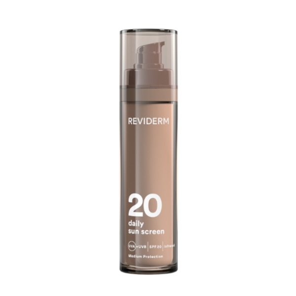 daily sun screen SPF 20 - Fényvédő Fluid SPF 20 50ml